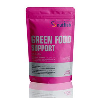 Green Food Support Nutilab  - 200 gramos
