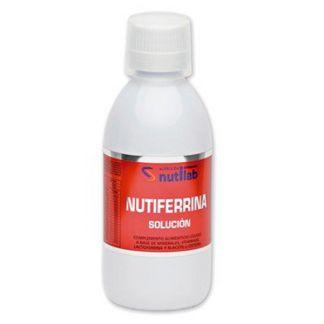 Nutiferrina Jarabe Nutilab  - 250 ml.