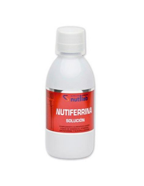 Nutiferrina Jarabe Nutilab  - 250 ml.