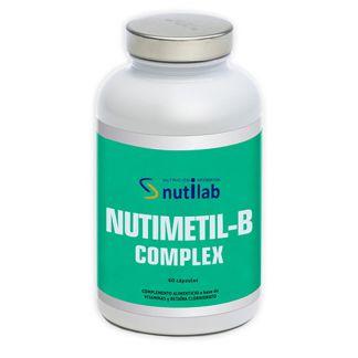 Nutimetil-B Complex Nutilab  - 60 cápsulas