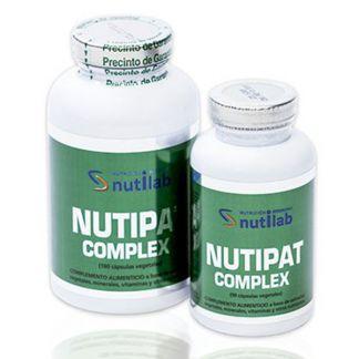 Nutipat Complex Nutilab  - 90 cápsulas