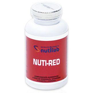Nuti-Red Nutilab  - 60 cápsulas
