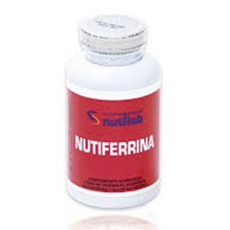 Nutiferrina Nutilab  - 60 cápsulas