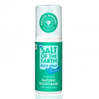 Desodorante Pies Salt of the Earth - spray 100 ml.
