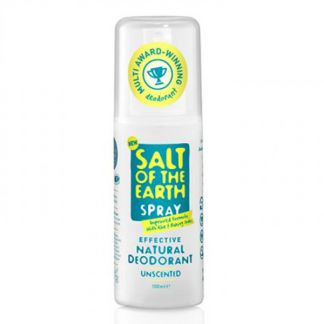 Desodorante Neutral Salt of the Earth - spray 100 ml.