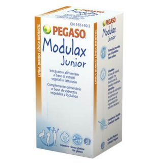 Modulax Jarabe Junior Pegaso - 100 ml.