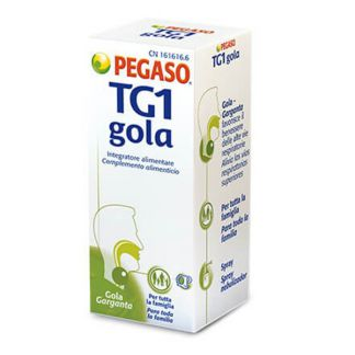 TG1 Gola Pegaso - spray 30 ml.