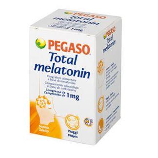 Total Melatonina Pegaso - 180 comprimidos