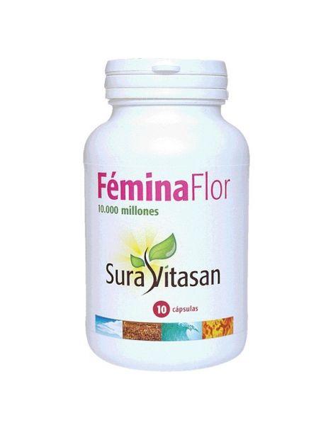 FéminaFlor 10.000 millones Sura Vitasan - 10 óvulos vaginales