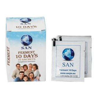 Ferment 10 Days Probióticos San - 10 sobres