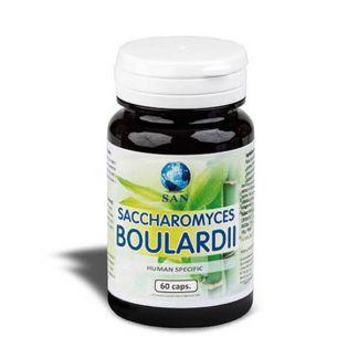 Ferment Saccharomyces Boulardi Probióticos San - 60 cápsulas