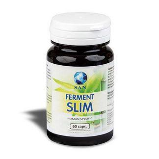 Ferment Slim Probióticos San - 60 cápsulas