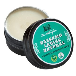 Bálsamo Labial Natural La Albufera - 15 ml.