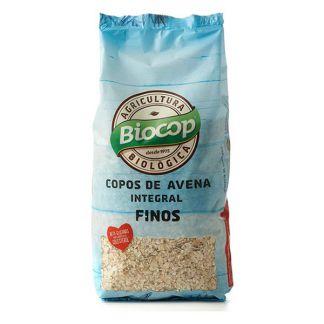 Copos de Avena Integral Finos Biocop - 500 gramos