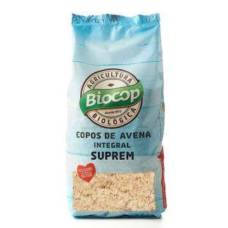 Copos de Avena Integral Suprem Biocop - 500 gramos