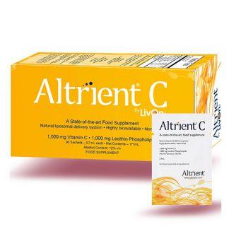 Altrient C Vitamina C Liposomal - 30 sobres