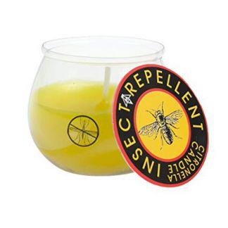 Vela Repelente de Mosquitos Pequeña Cerabella