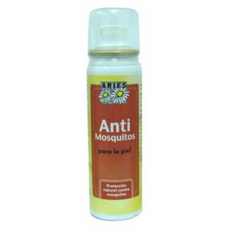 Spray Antimosquitos para la Piel Aries - 100 ml.