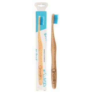 Cepillo Dental Adultos Bambú Azul Nordics