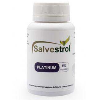 Salvestrol Platinum - 60 cápsulas