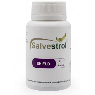 Salvestrol Shield - 60 cápsulas