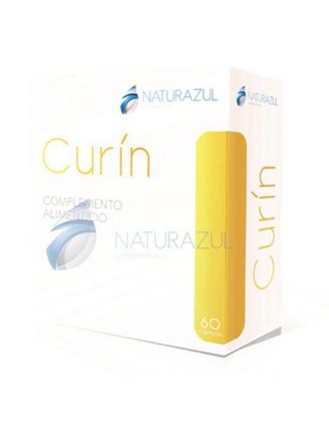 Curín Naturazul - 60 cápsulas