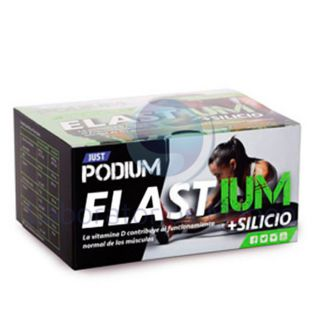 Elastium + Silicio Just Podium - 20 sticks