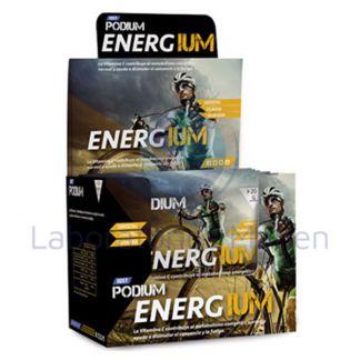 Energium Just Podium - 12 sobres