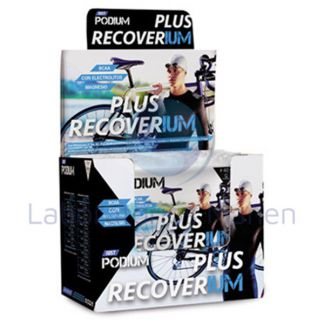 Recoverium Plus Just Podium - 12 sobres