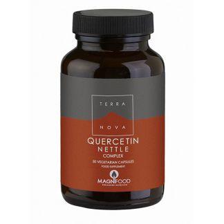 Quercitina Ortiga Complex Terranova - 50 cápsulas