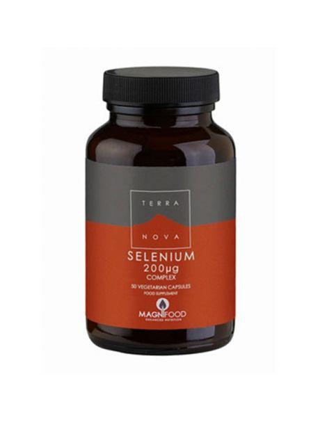 Selenium Complex Terranova - 50 cápsulas