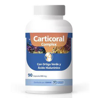 Carticoral Complex Anroch Fharma - 90 cápsulas
