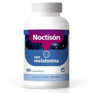 Noctison Anroch Fharma - 60 cápsulas