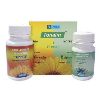 Tonalin con Té Verde Anroch Fharma - 120 cápsulas