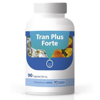 Tran Plus Forte Anroch Fharma - 90 cápsulas