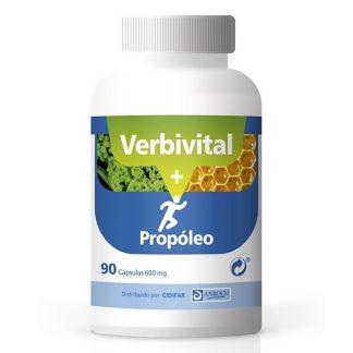 Verbivital con Propóleo Anroch Fharma - 90 cápsulas