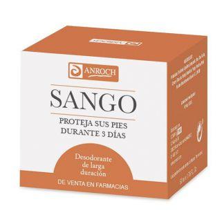 Desodorante Sango para Pies Anroch Fharma - 50 ml.