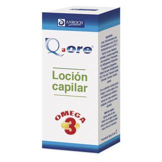 Loción Capilar Q.Ore Omega 3 Anroch Fharma - 50 ml.