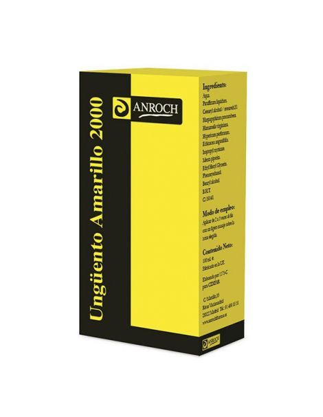 Ungüento Amarillo Anroch Fharma - 100 ml.