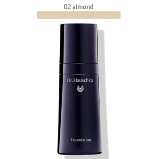 Base de Maquillaje 02 Almond Dr. Hauschka - 30 ml.