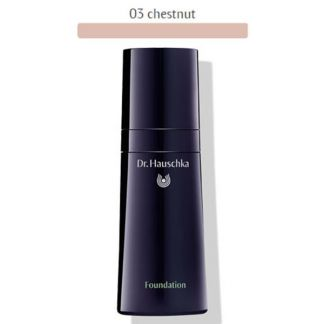 Base de Maquillaje 03 Chestnut Dr. Hauschka - 30 ml.