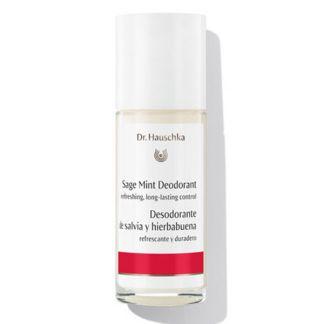 Desodorante de Salvia y Hierbabuena Dr. Hauschka - 50 ml.