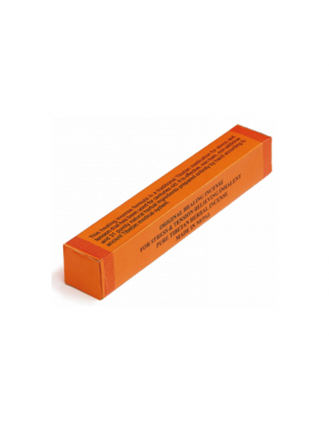 Incienso Tibetano Himalayan Healing Anti Stress Incense - caja con rollo de 20 barritas