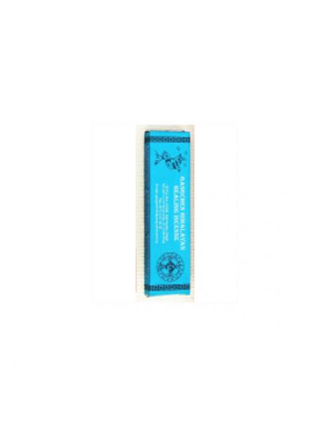Incienso Tibetano Gangchen Himalayan Healing Incense - caja de 20 barritas