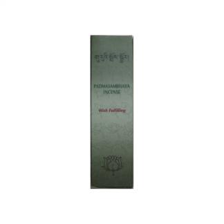 Incienso Tibetano Padmasambhava Deseos Cumplidos - caja de 20 barritas