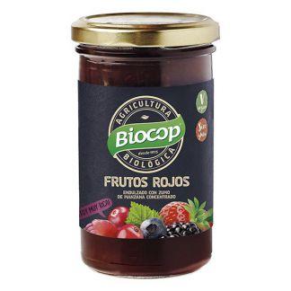 Compota de Frutos Rojos Biocop - 280 gramos