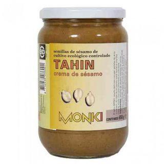 Tahin Tostado sin Sal Monki - 330 gramos
