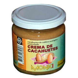 Crema de Cacahuetes Monki - 330 gramos