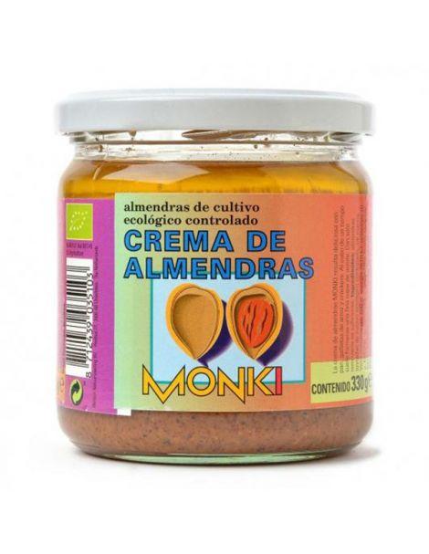 Crema de Almendras Monki - 330 gramos