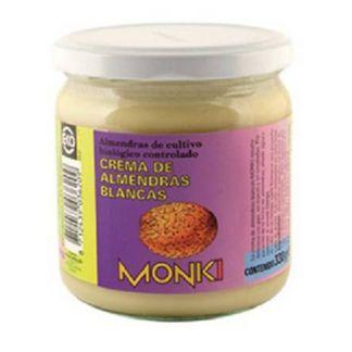 Crema de Almendras Blancas Monki - 330 gramos